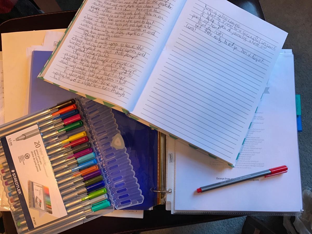 journalingchaos