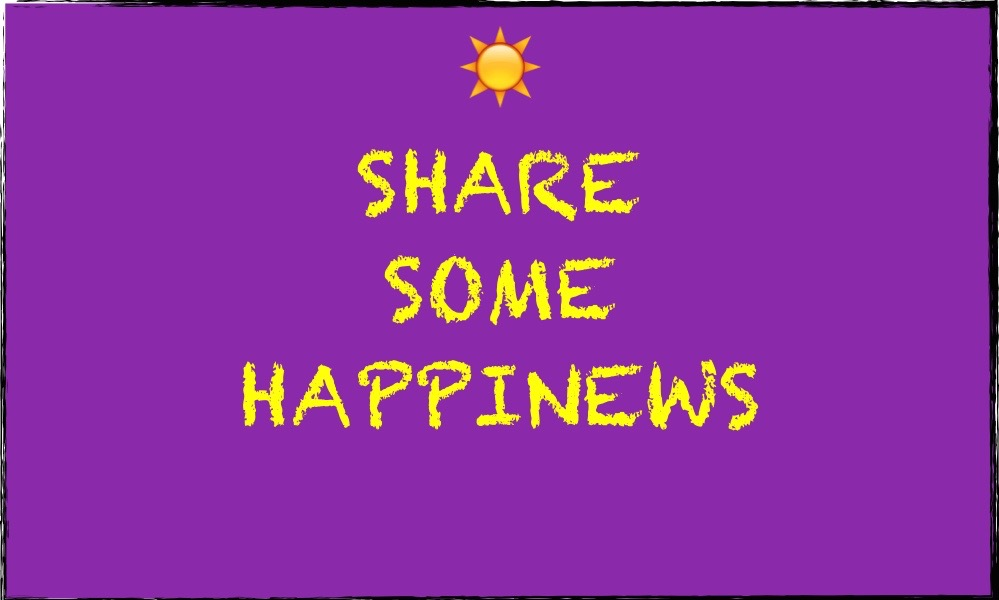 SHARE SOME HAPPINEWS