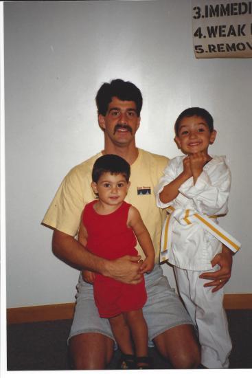 1999 karate