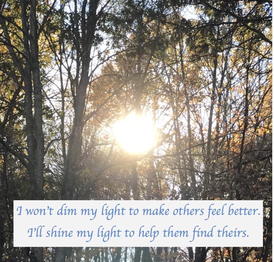 shine my light quote